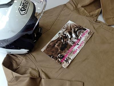 バイク隊のユニホーム