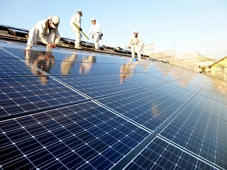 大容量(10KW以上)の太陽光発電
