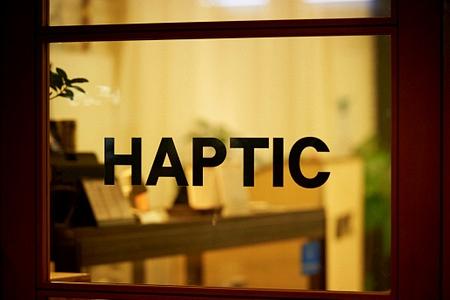 ハプティック