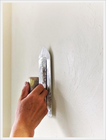 内装 壁塗り仕上げ