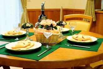 クリスマス・テーブルコーディネート