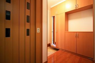 ホームエレベーター(N邸新築工事)