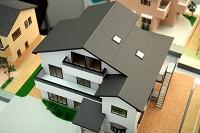 住宅模型(全景)静岡市駿河区