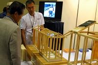木造軸組(耐震実験装置)