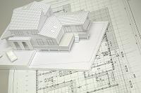 1/100住宅模型