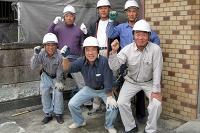 屋根・外壁改修メンバー