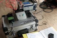 気密測定データープリンター